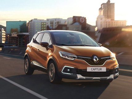 Les crossovers Renault